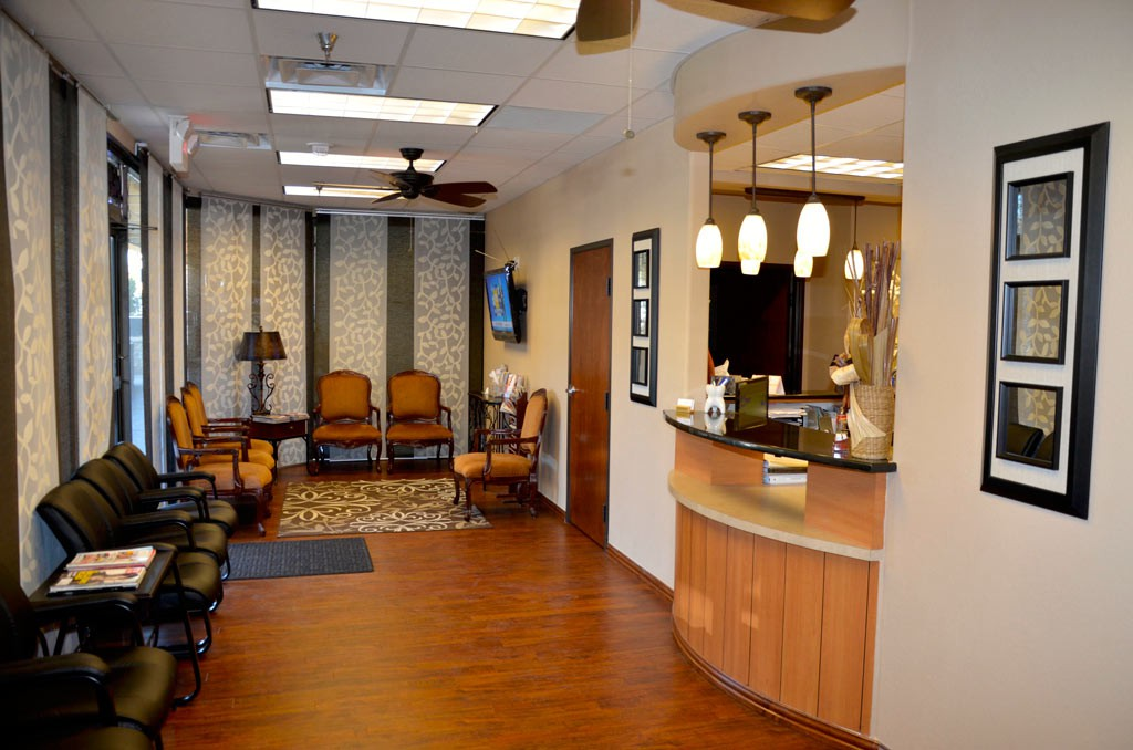 complete dental care office photo gallery